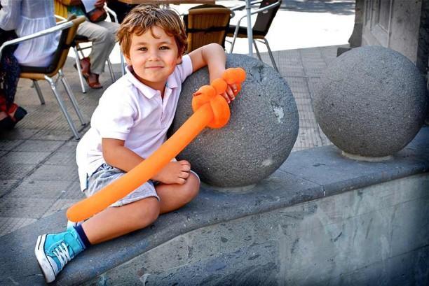 Look infantil - Feria del Libro