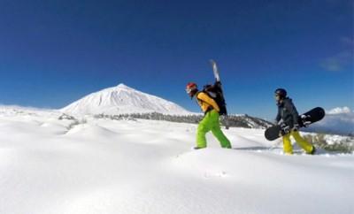 temporal_tenerife_nieve_snowboard
