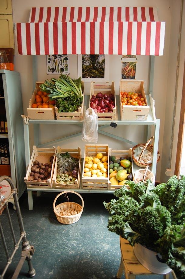 Zoe market una tienda de productos ecol gicos con estilo for Tiendas muebles las palmas
