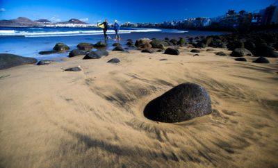Playa de las Canteras. Las Palmas de Gran Canaria. ©Juan Naharro Gimenez