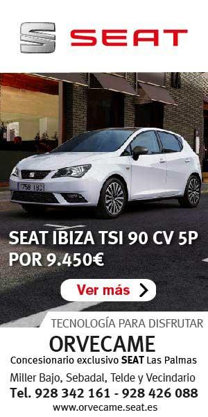 Seat Las Palmas