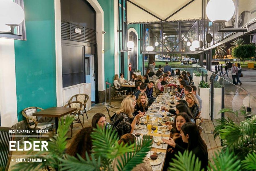 Te invitamos a la inauguraci n del restaurante terraza elder p gina 2 de 7 cool hunter - Puff las palmas ...