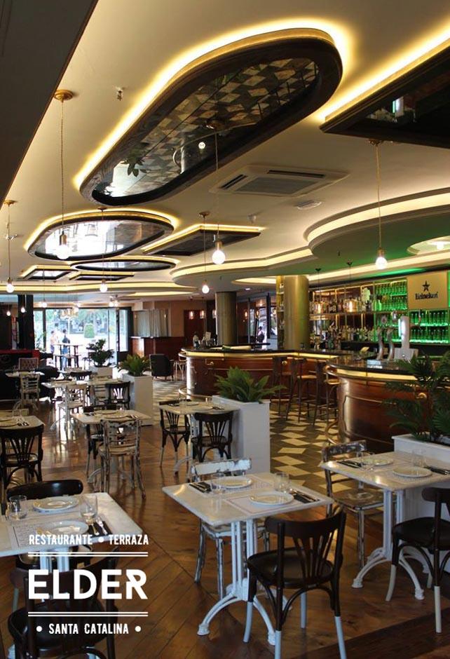 Te Invitamos A La Inauguración Del Restaurante Terraza Elder