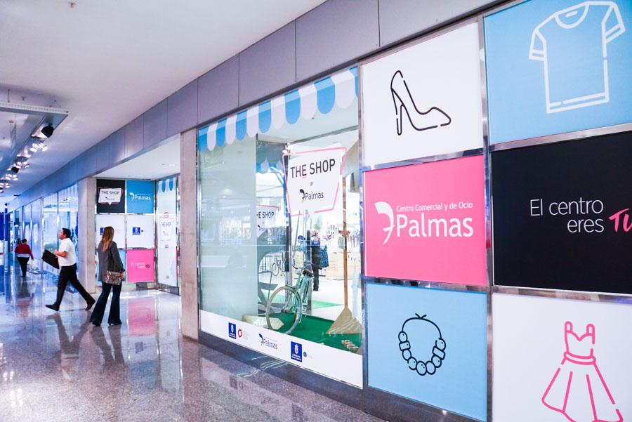 7 palmas inaugura 39 the shop 39 un espacio para el talento cool hunter canarias - Centro comercial moda shoping ...